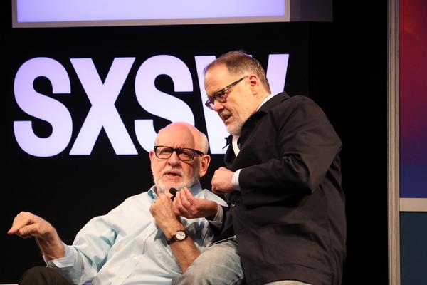 Frank Oz and Dave Goelz